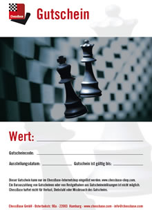 Chessbase Gutschein 10 Euro