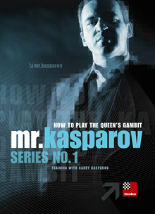 how-to-play-queens-gambit-mr-kasparov-series-no-1